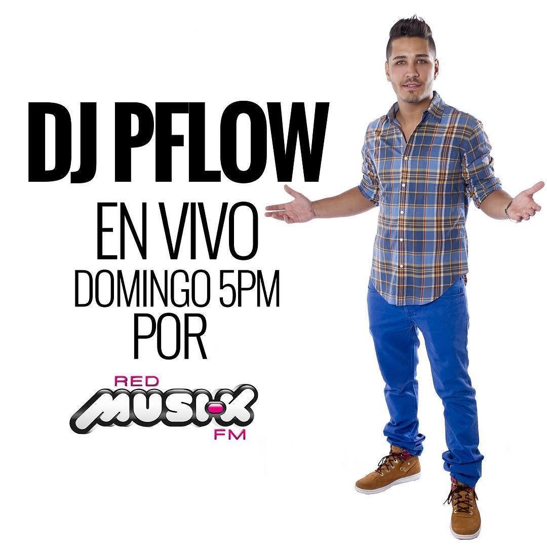 Escúchame ya mezclando en @redmusikfm  Descarga toda mi música mezclada en www.djpflow.com  #DJPFLOW #DJ #DJLife #Radio #RadioLife #Latinurbano #RedMusikFM #ReloopDJ
