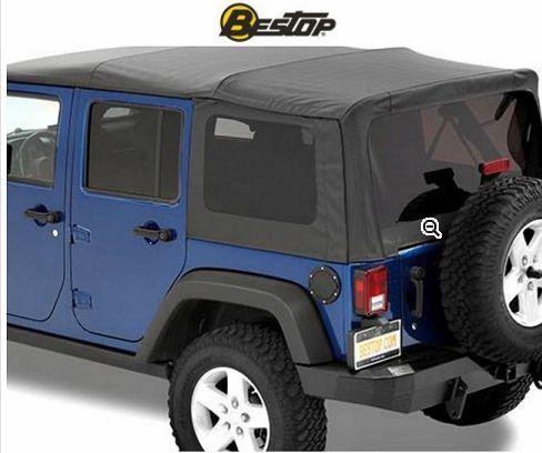 Supertop Nx Soft Top 5472335 2007 2016 Jeep Wrangler Jeep Wrangler 2016 Jeep Wrangler Jeep
