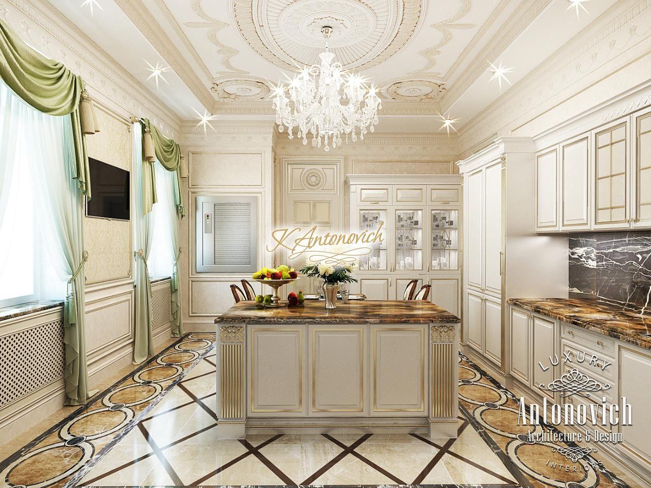Pin By Luxury Antonovich Design On Exclusive House Interior Design