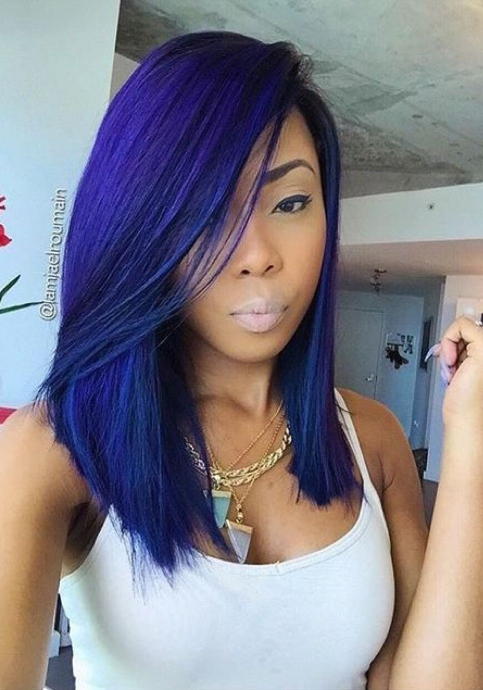 Color Crush Hair Color Pastel Wig Hairstyles Hair Styles