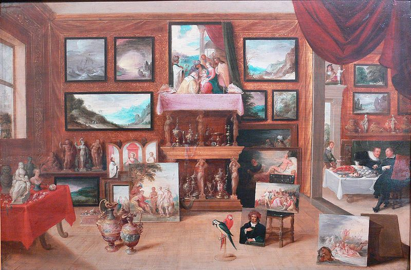Maler Mannheim eine frühneuzeitliche kunst und wunderkammer maler titel