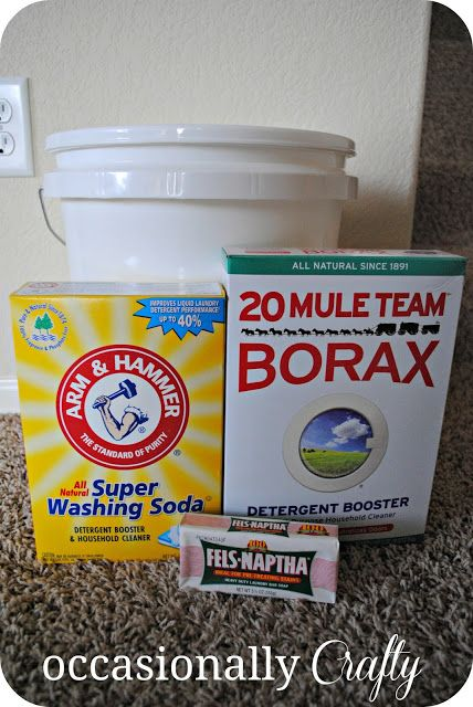 Making My Own Laundry Detergent Laundry Detergent Diy Cleaning