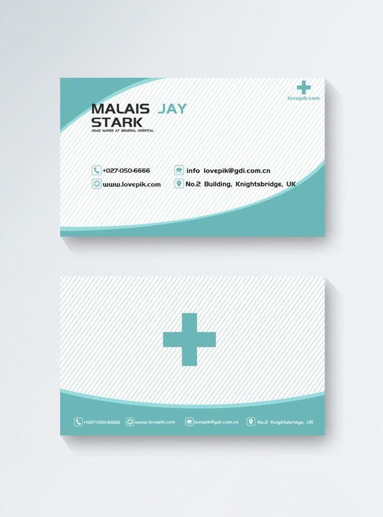 Medical Business Cards Template Image Picture Free Download Regarding Christian Business Medical Business Card Free Business Card Templates Card Templates Free