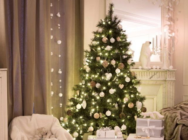 Sapin de no l xmas pinterest sapin sapins de no l for Decoration sapin de noel americain