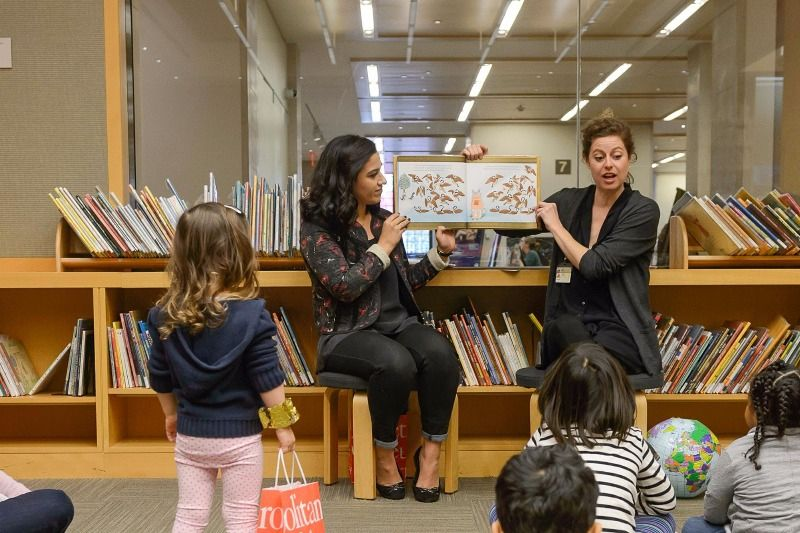 Young Toddler Story Time #Kids #Events