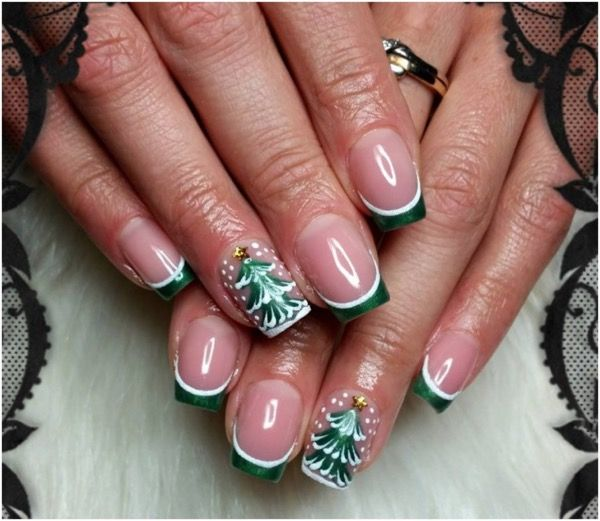 Popular Ideas For Christmas Nails Designs With Images Xmas Nails Christmas Nail Designs Christmas Nails