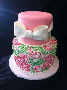lilly pulitzer birthday cakes Lilly my next bday cake please