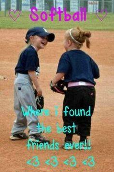 softball friend quotes quotesgram | softball best friends
