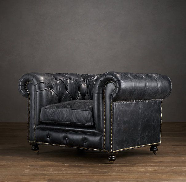 handsome chair. love it | likes & loves | pinterest | chesterfield
