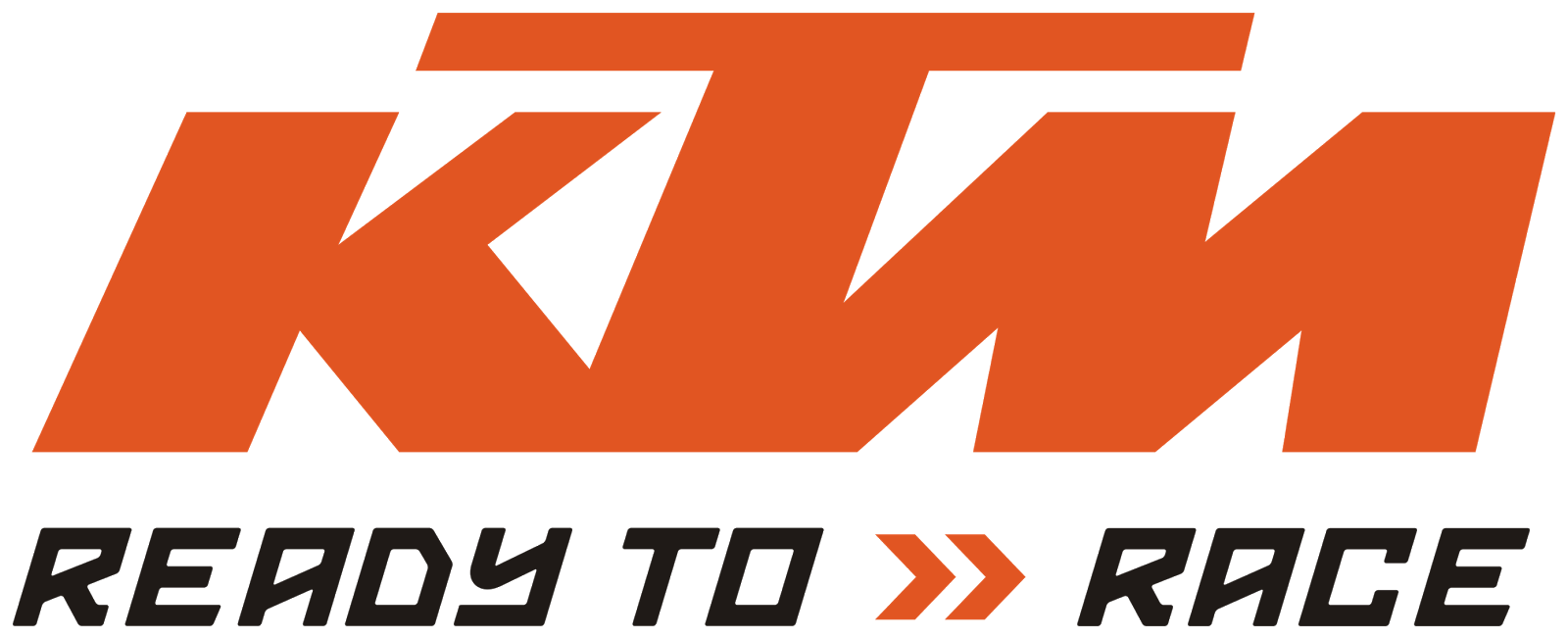 Ktm Ready To Race Vector