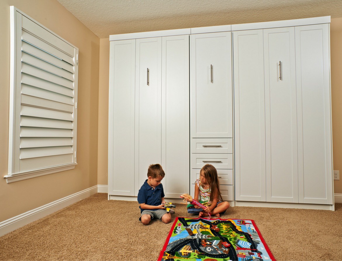 Murphy beds by murphy bed depot offer a wide variety of functions