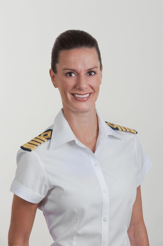 Kate mccue celebrity cruises first american female