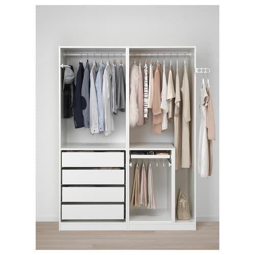 PAX Kombinationen ohne Türen - IKEA Ankleideraum in 2018