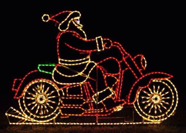 Christmas Motorcycle Vintage Pinterest And Motorcycles