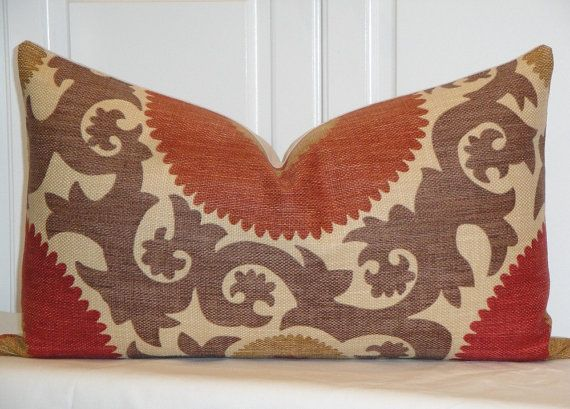 this listing is for a 14 x 24 decorative pillow cover it is made from
