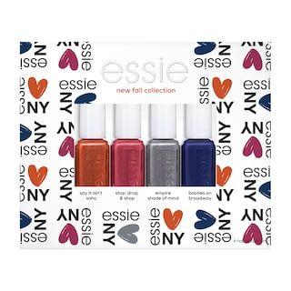 essie neutrals nail polish  simple nail art designs nail