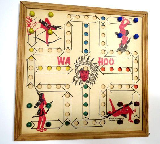 original wahoo board game indian chief creative designs 16