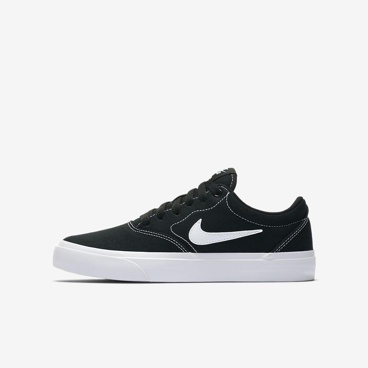 Nike SB Charge Canvas Older Kids' Skate