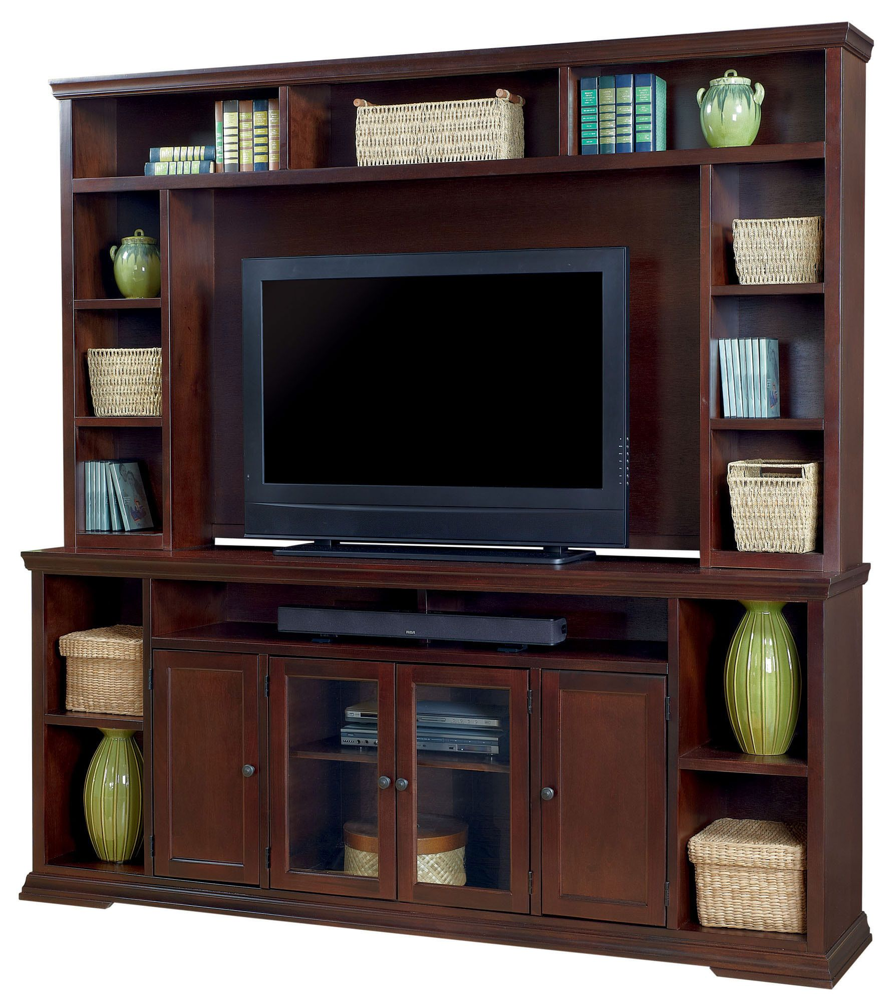 New Traditions 84 Console And Hutch Aspen Home Furniture Gallery S