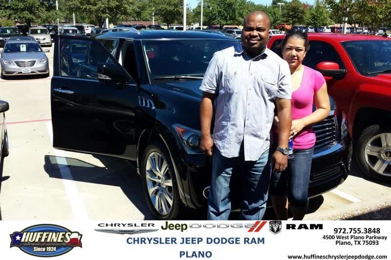#HappyBirthday To Nora From GADIEL PLAZA At Huffines Chrysler Jeep Dodge  RAM Plano! Https
