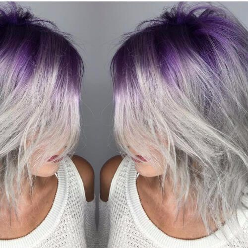 Spruce Up Your Purple With An Ombre 50 Ideas Worth Checking Out