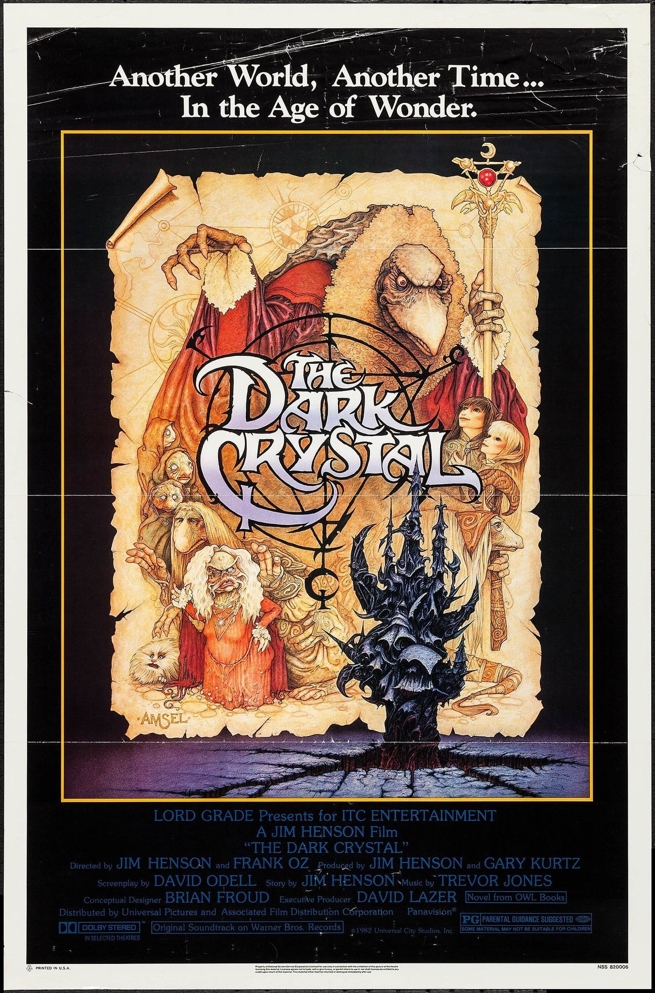 The Dark Crystal Origi...
