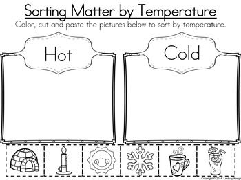 Sorting By Properties Size Texture Color Shape Weight Sorting First Grade Worksheets Math Sort