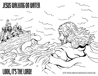 Bible coloring pages - wouldn\'t use all of these for preschool ...