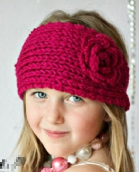 aaface5d49e Crochet Headband