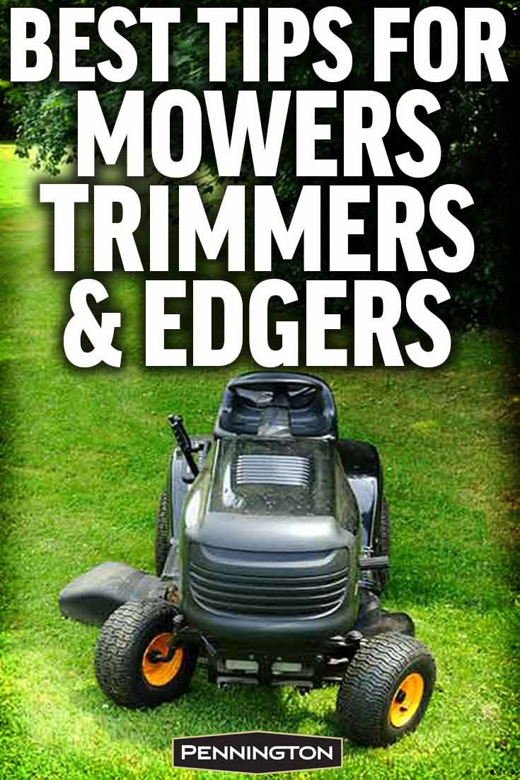 How To Choose The Best Mower Trimmer And Edger For Your Yard