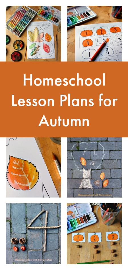 Download all your autumn resources here NurtureStore