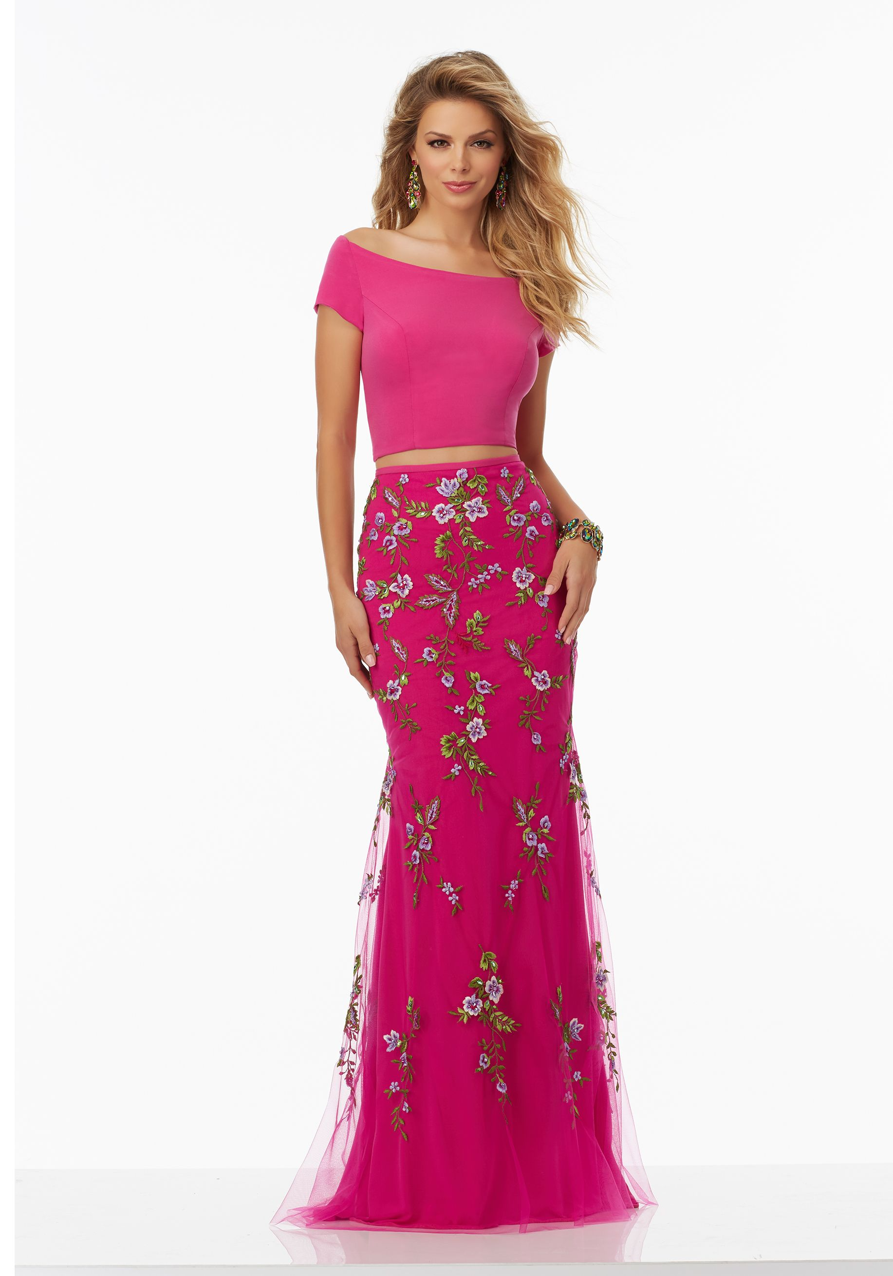 Mori lee cheap prom dresses