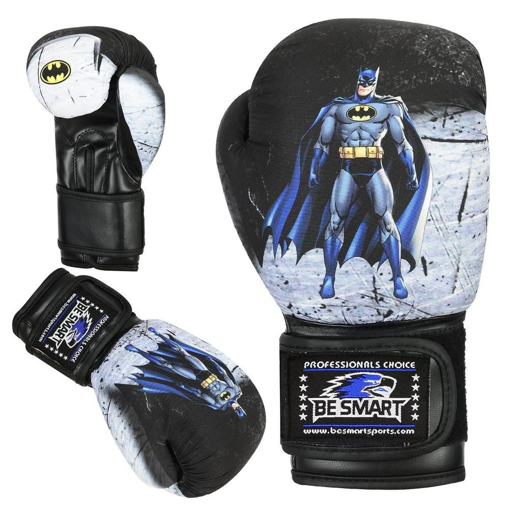 Kids Boxing Gloves Mma Gel Punch Bag Muay Thai Martialart Training 4oz 6oz