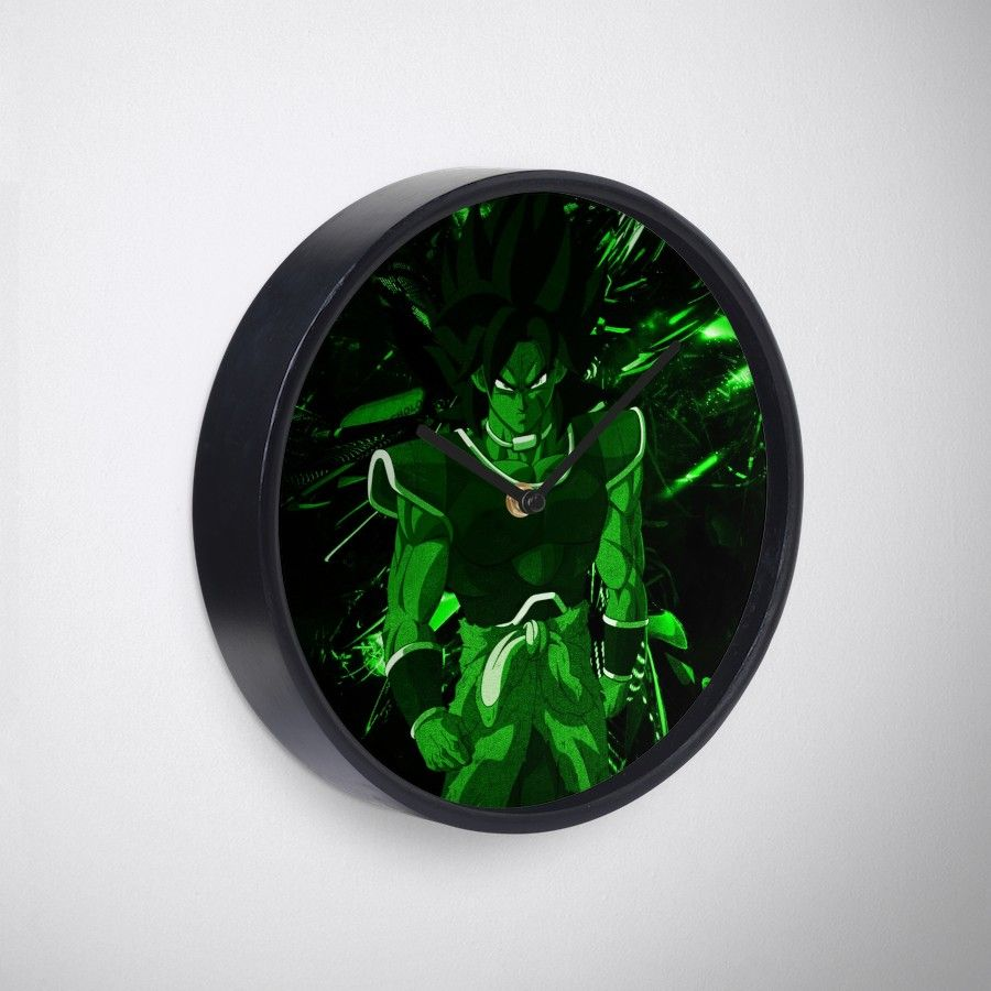 Watches: Green Warrior | Displate thumbnail
