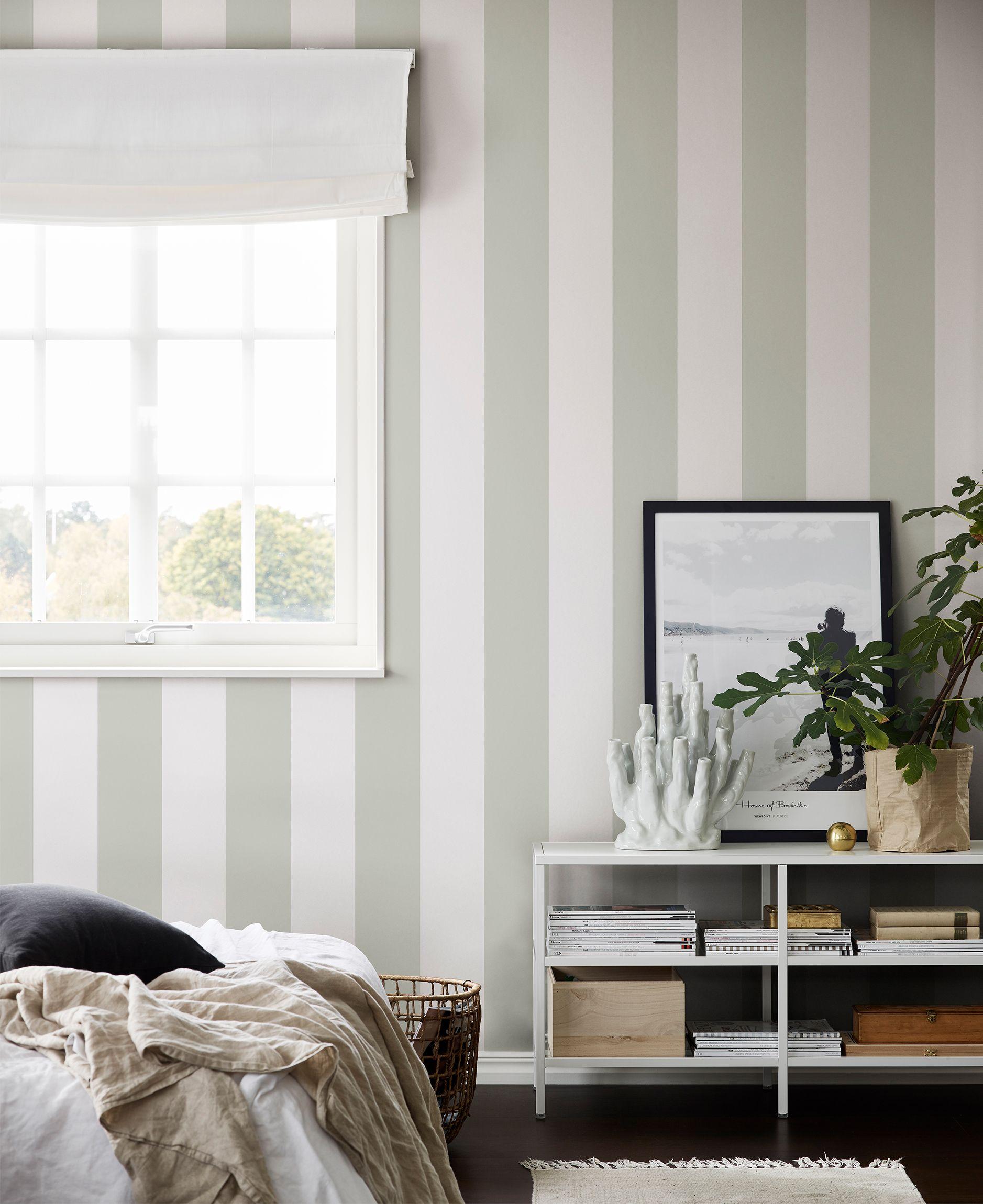 10 Striped Wallpaper Design Ideas Bright Bazaar By Will Taylor