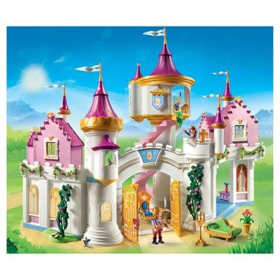 Incroyable Playmobil Grand Princess Castle #Grand, #Playmobil, #Castle