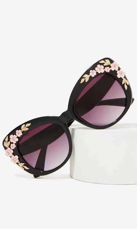 Aria Cat-Eye Shades  ladybugs Fringues, Accessoires, Lunettes Originales, Lunette  De 438ab8865bbe