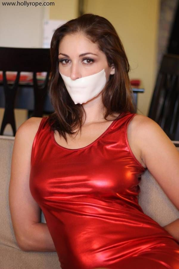Image result for carlotta champagne gagged