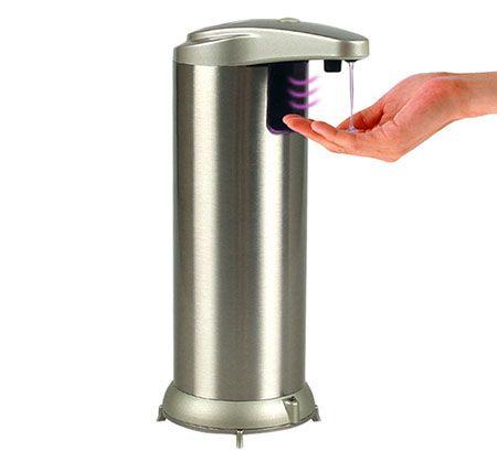 8. Premium Automatic Touchless Soap Dispenser