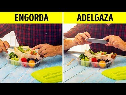 Ocho ideas románticas comidas bajas en calorías
