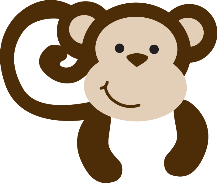 Monkey silhouette png - photo#47