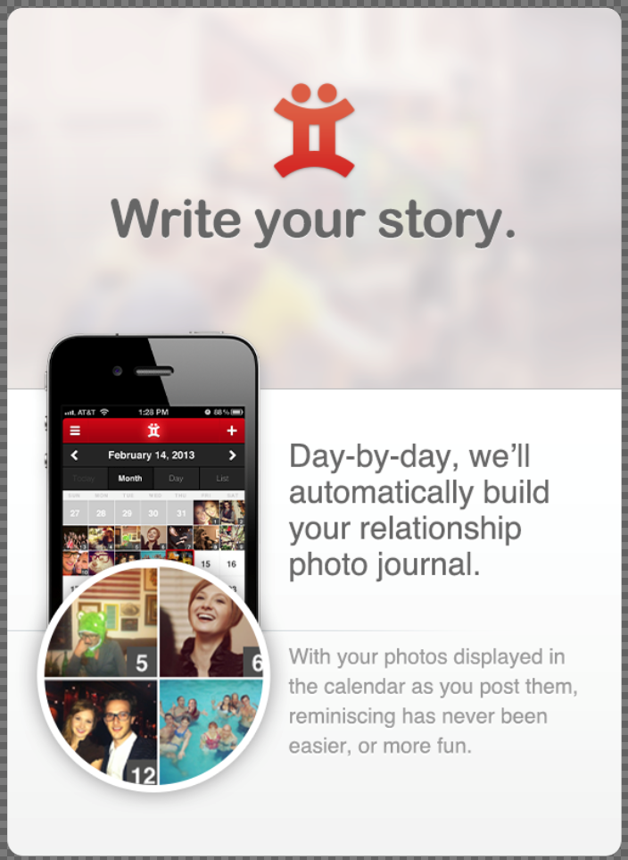 Twyxt is an app that automatically journals everything you