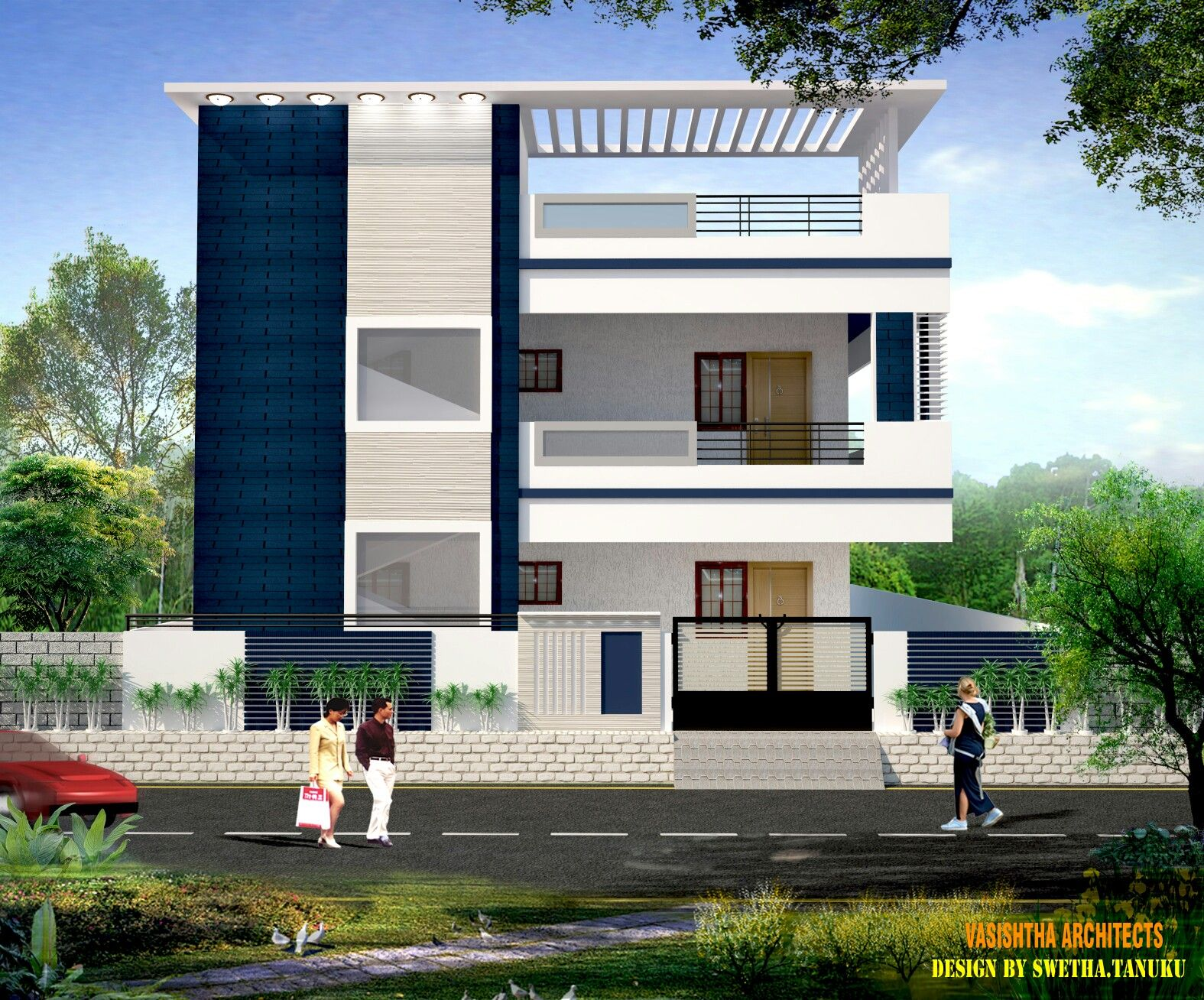 Best Srinivas Garu 2 House Outer Design House Front Design 640 x 480