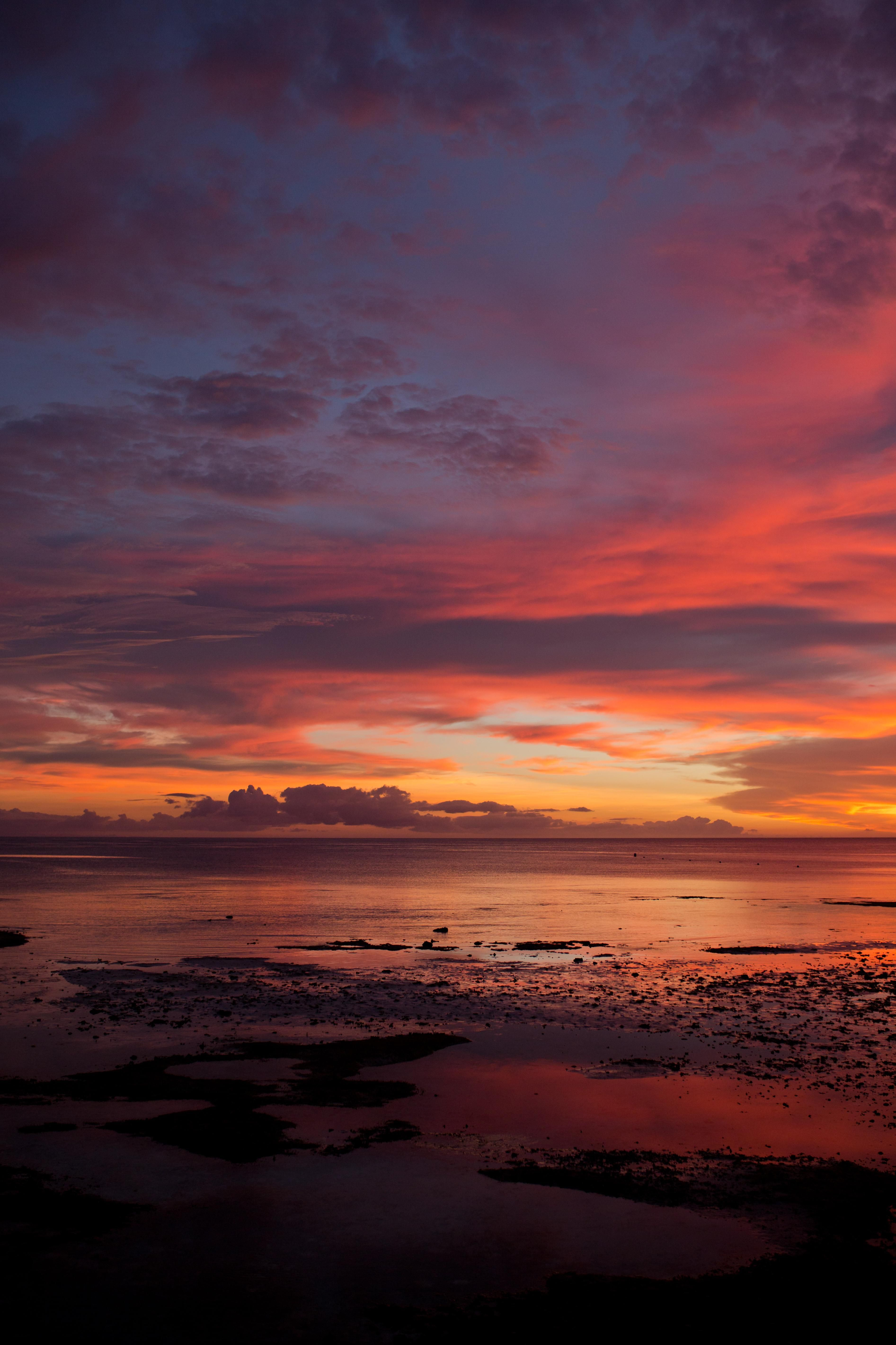 The Best Sunset I Ve Seen In The Philippines Beautifulnature Naturep In 2020 Beautiful Scenery Photography Landscape Photography Beach Sunset Landscape Photography