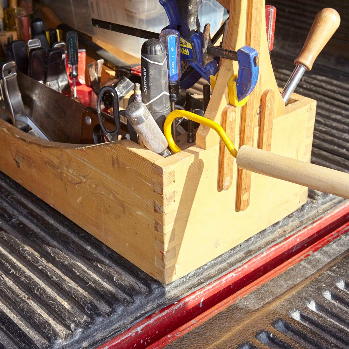 Handy Cargo Hook for Your Truck Bed Truck bed, Truck bed