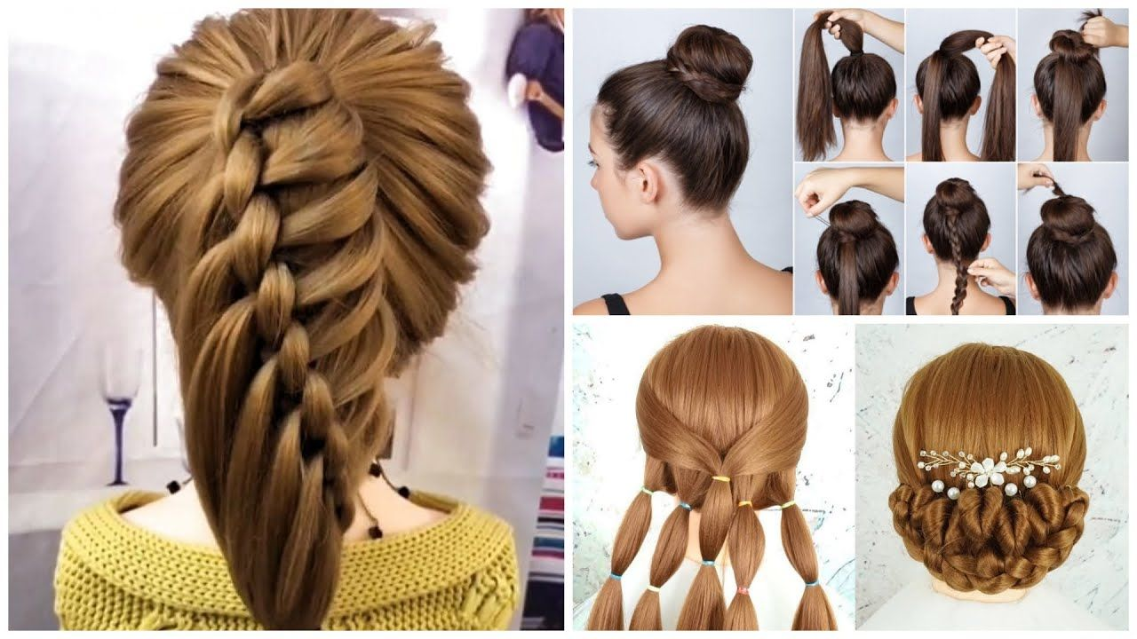 Latest Hairstyles For Girls 2020 Casual Hairstyles Party Hairstyles In 2020 Hair Styles Party Hairstyles Latest Hairstyle For Girl