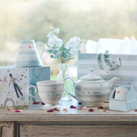 Personalised Pottery Is A Meaningful Gift To Give For A Wedding Gift