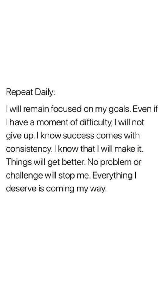 Repeat Daily