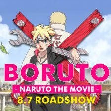 Phim Boruto – Naruto the Movie