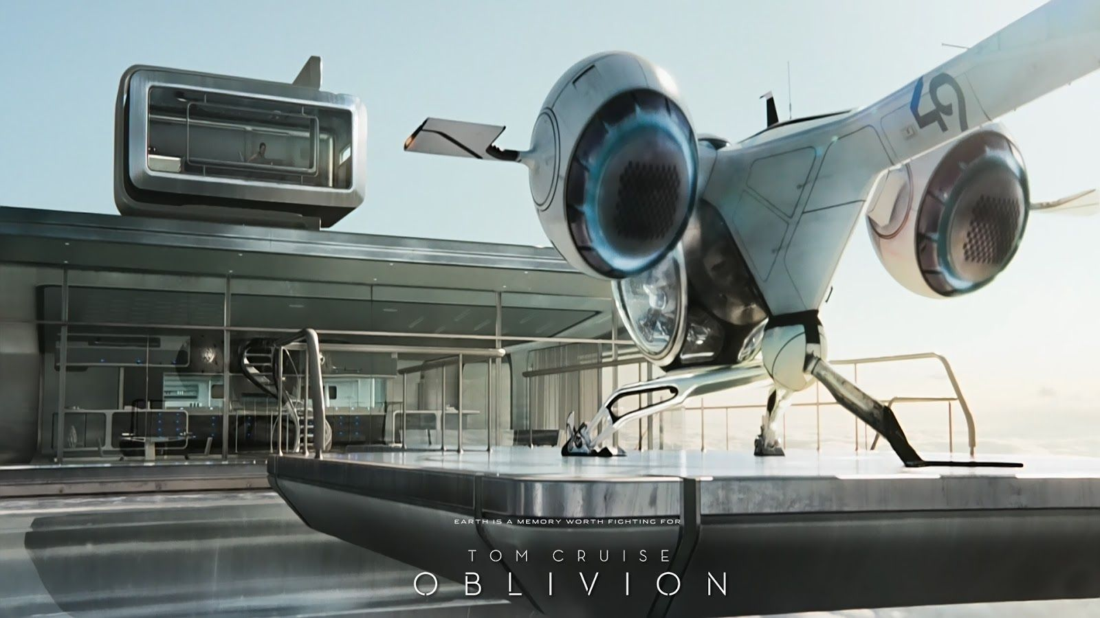 oblivion movie hi-resolution wallpapers, photos, movie stills | sci